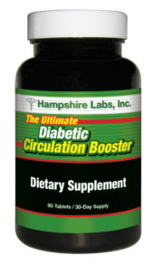 Hampshire Labs Ultimate Diabetic Circulation Booster